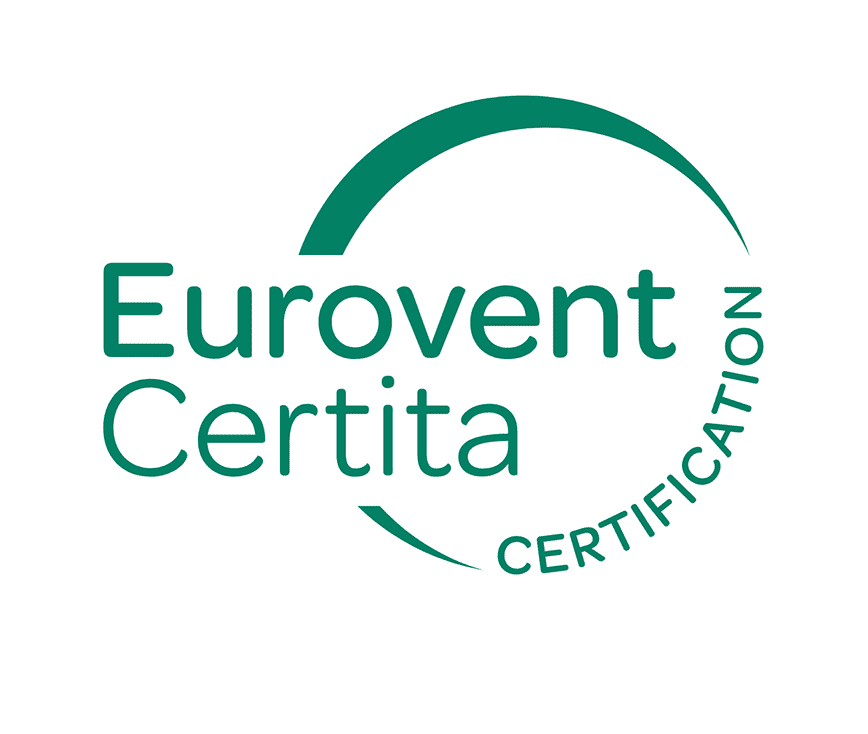 VRF GREE - GMV-6 сертифікована Eurovent Certita Certification (ECC)